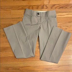 Banana Republic trouser 323 Martin Fit, size 2